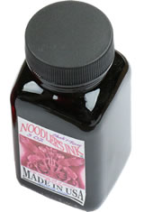 Noodlers Bottled(3oz) Fountain Pen Ink in Sha's Rose