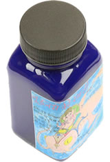 Upper Ganges Blue Noodlers Bottled(3oz) Fountain Pen Ink