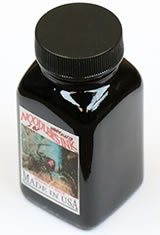 Noodlers Bottled(3oz) Fountain Pen Ink in Widow Maker