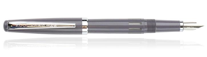 Gray Noodlers Standard Flex Creaper Fountain Pens