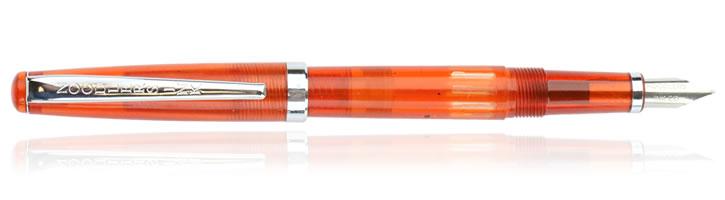 Topkapi Amber Noodlers Standard Flex Creaper Fountain Pens