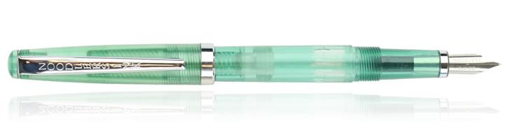 Truk Lagoon Noodlers Standard Flex Creaper Fountain Pens