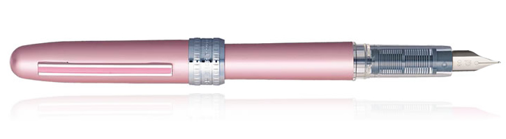 Platinum Plaisir Fountain Pens in Pink