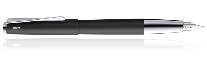 Lamy Studio Fountain Pens in Black