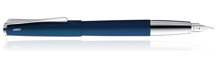 Lamy Studio Fountain Pens in Imperial Blue