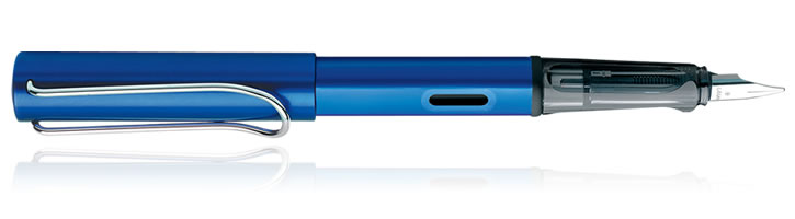 Lamy AL-Star Fountain Pens in Ocean Blue