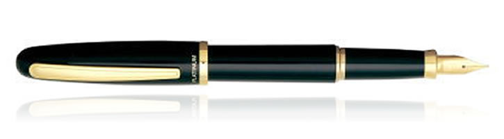 Platinum Balance Fountain Pens in Black