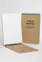 Field Notes 80-Page Steno Memo & Notebooks