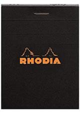 Rhodia Top Staplebound Memo & Notebooks