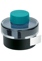 Lamy Bottled Ink(50ml)  in Turquoise