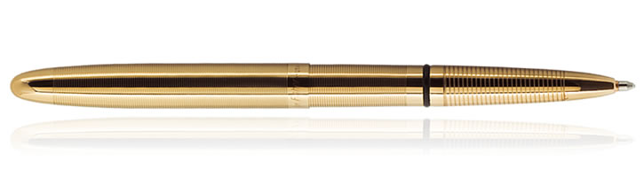 Fisher Space Pen Bullet Ballpoint Pens in Lacquered Brass