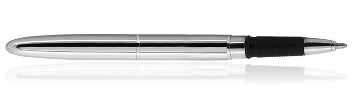 Chrome Fisher Space Pen Bullet w/ Stylus Ballpoint Pens