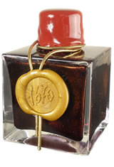 J Herbin 1670(50ml) Fountain Pen Ink in Rouge Hematite