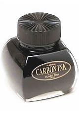 Platinum Bottled Carbon Ink(60ml) Fountain Pen Ink
