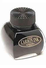 Black Platinum Bottled Carbon Ink(60ml) Fountain Pen Ink