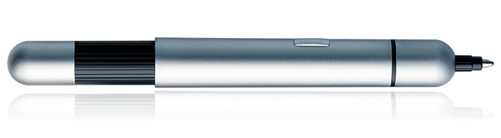 Lamy Pico Ballpoint Pens in Pearl Chrome