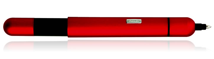 Lamy Pico Ballpoint Pens in Red