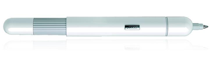 White Lamy Pico Ballpoint Pens