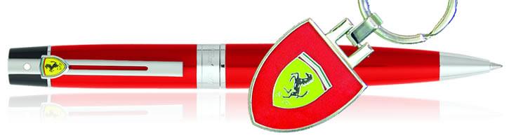 Sheaffer 300 Ferrari Gift Set Ballpoint Pens