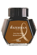 Waterman Bottled Ink(50ml) Fountain Pen Ink