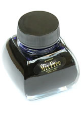 Aurora Blue Platinum Mixable Mix-Free Bottled(60ml) Fountain Pen Ink