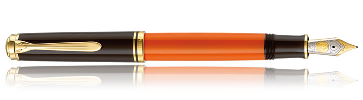 Special Edition Souveran M800 Burnt Orange