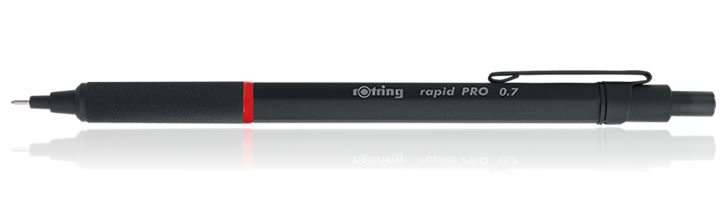 Rotring Rapid Pro Mechanical Pencils in Black - 0.7mm