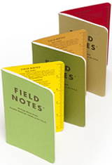 Field Notes Shenandoah Memo Books & Notebooks