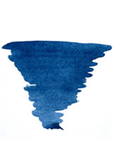 Diamine Ink Cartridge(18pk) Sealing Wax in Prussian Blue