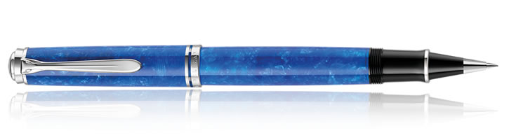 Pelikan Souveran R805 Vibrant Blue Rollerball Pen
