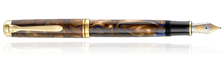 Pelikan Souveran M800 Grand Place Fountain Pens