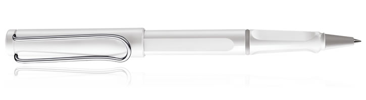 Lamy Safari Rollerball Pens in White