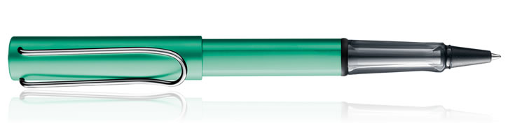 Lamy AL-Star Rollerball Pens in Blue Green