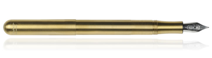 Kaweco Liliput Fountain Pens in Smooth Brass