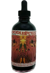Dragons Napalm Noodlers Bottled(4.5oz) Fountain Pen Ink