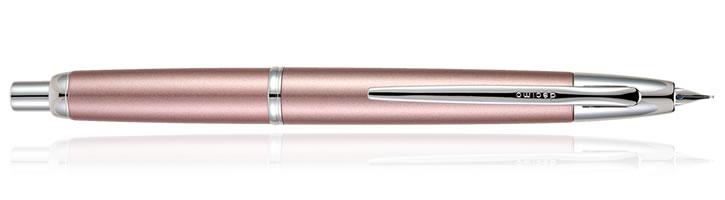 Champagne Pilot Capless Decimo Fountain Pens