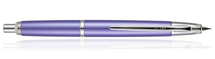 Purple Pilot Capless Decimo Fountain Pens