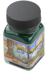 Noodlers Bottled(1oz) Fountain Pen Ink in Hunter green