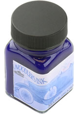 Noodlers Bottled(1oz) Fountain Pen Ink in Luxury Blue