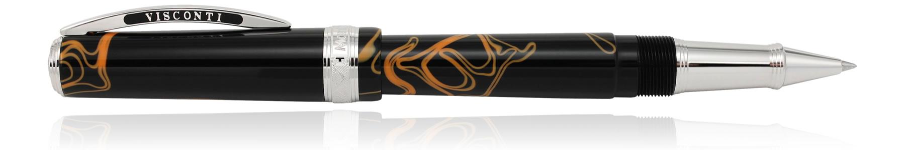 Visconti Manhattan Magma Fountain Pen