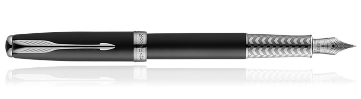Parker Notepad & Sonnet Great Expectations Fountain Pens