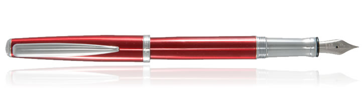 Image result for Waterford Claria Fountain Pen Red