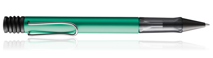 Lamy AL-Star Ballpoint Pens in Blue Green