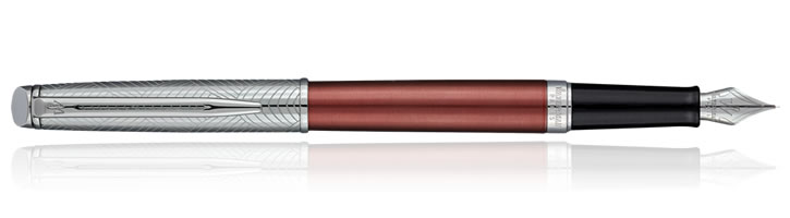 Rose Cuivre Waterman Hemisphere Privee Fountain Pens