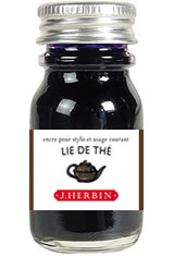 Lie de The J Herbin Bottled Ink(10ml) Fountain Pen Ink