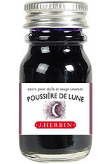 J Herbin Bottled Ink(10ml)  in Poussiere de Lune