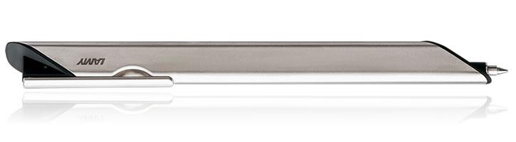 Silver Lamy Dialog 1 Ballpoint Pens