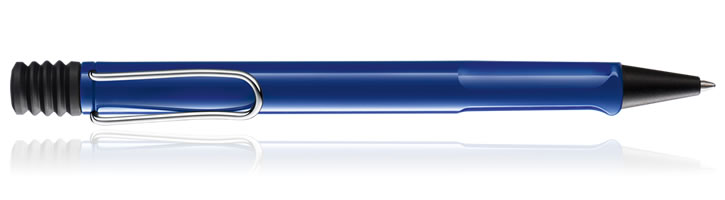 Lamy Safari Ballpoint Pens in Blue