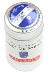 Eclat de Saphir J Herbin Cartridge(6pk) Fountain Pen Ink
