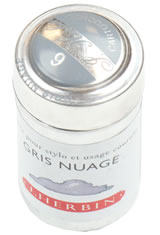 Gris Nuage J Herbin Cartridge(6pk) Fountain Pen Ink